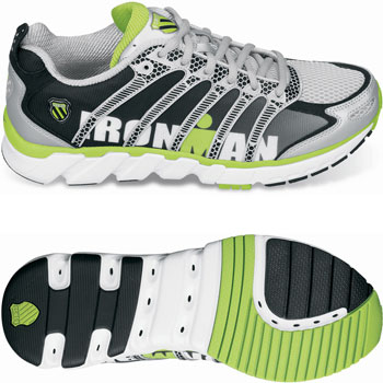 K-Swiss Ladies Ultra Natural Run II Ironman Shoes
