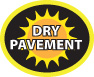 Dry Pavement