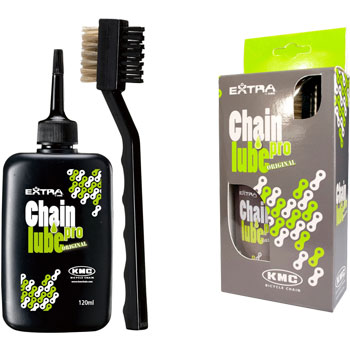 KMC Chain Lube Pro Kit (120ml Bottle)