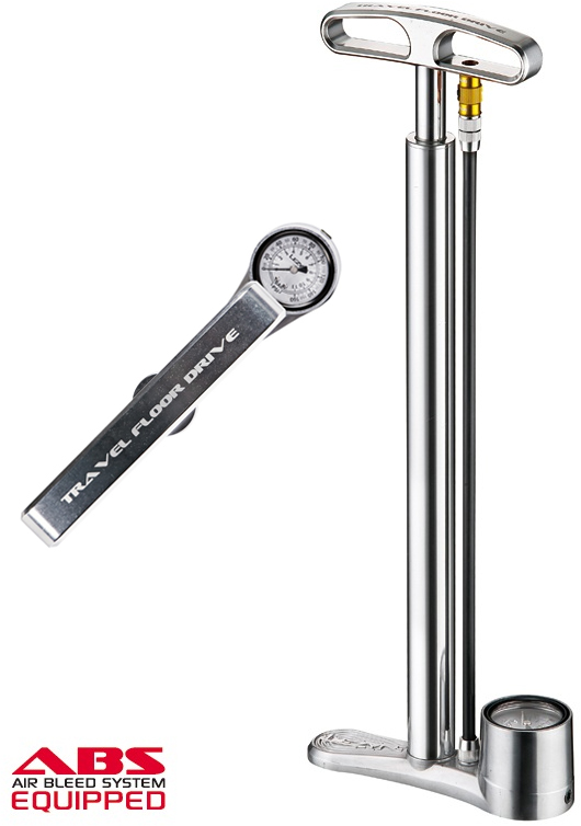 Lezyne Travel Floor Drive ABS Track Pump