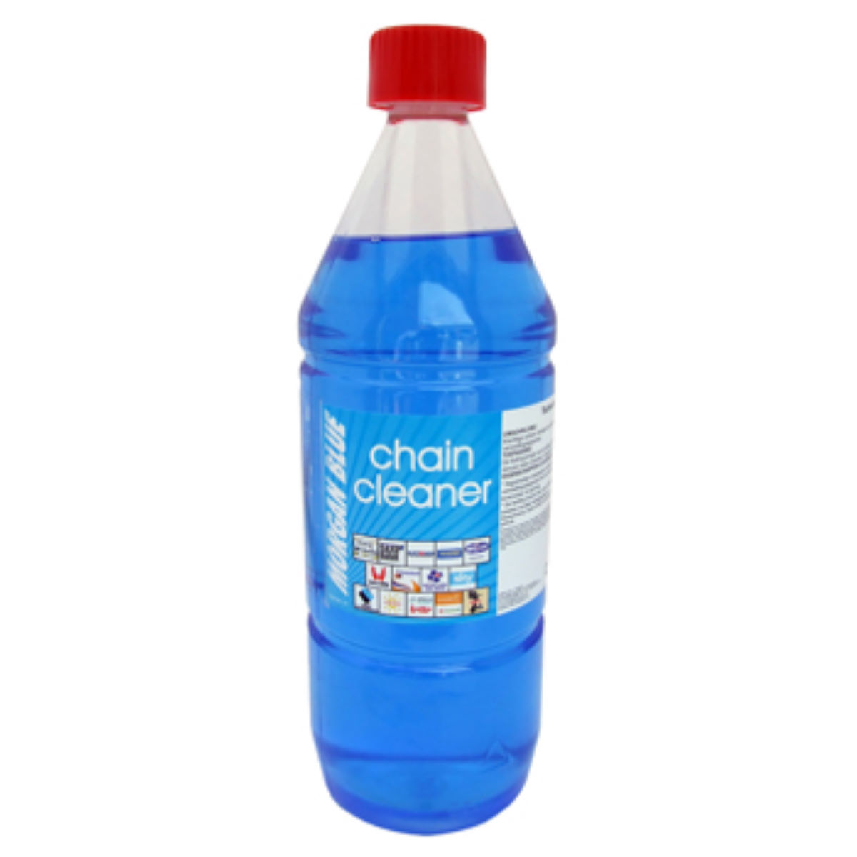 Morgan Blue Chain Cleaner - 1000ml Bottle with Spray Head