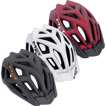 Met Terra Soft Touch MTB Cycling Helmet 2011