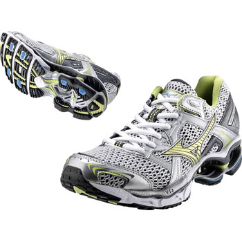Mizuno Ladies Wave Creation 11 Shoes SS10