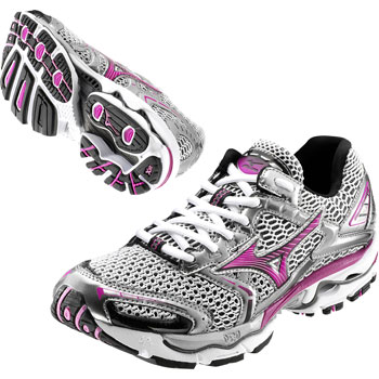 Mizuno Ladies Wave Nirvana 6 Shoes