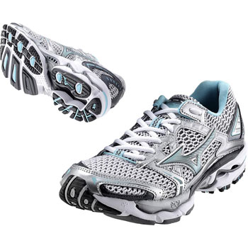 Mizuno Ladies Wave Nirvana 6 Shoes SS10