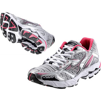 Mizuno Ladies Wave Inspire 6 Shoes SS10