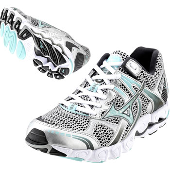 Mizuno Ladies Wave Alchemy 10 Shoes
