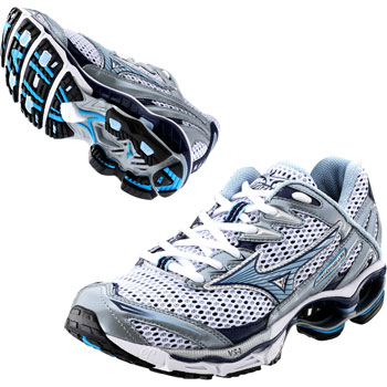 Mizuno Ladies Wave Creation 10 Shoes AW09