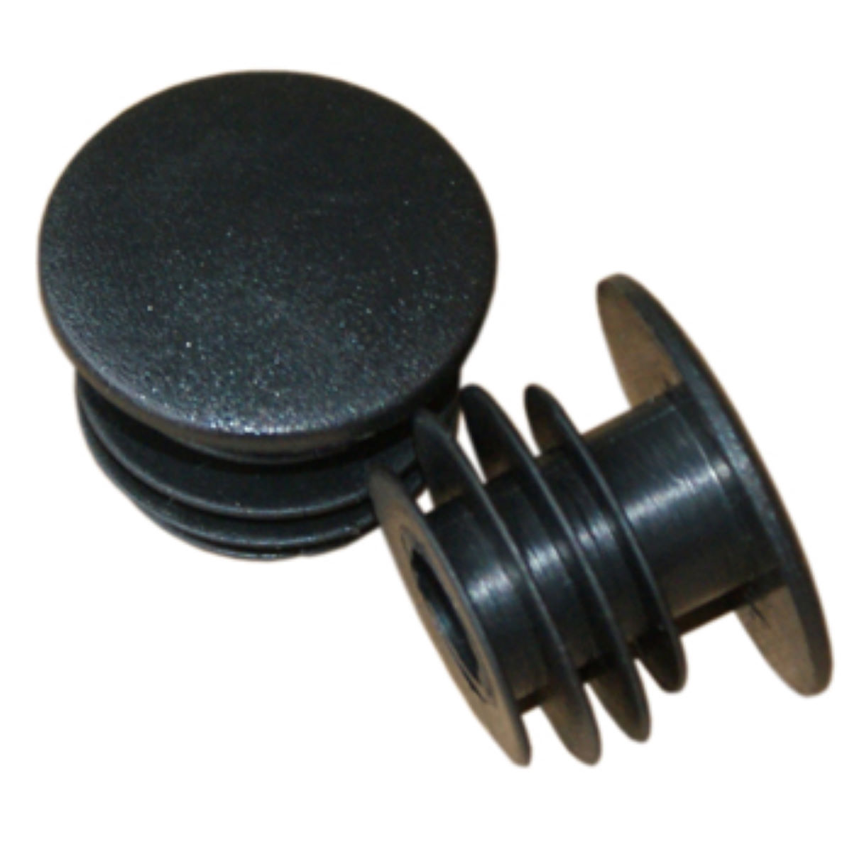 M:Part Plastic Road Handlebar End Plugs