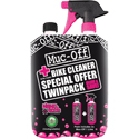  Nano Tech Bike Cleaner 1 Litre Twin Pack