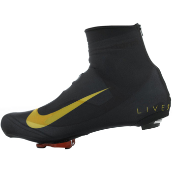 Nike Livestrong Team Lycra Shoecovers 2010