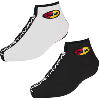 Northwave Force Lycra Overshoes