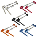 QR Titanium Alloy MTB Skewer Set