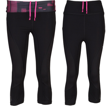 Puma Ladies 3 4 Tight SS12 Tights Run