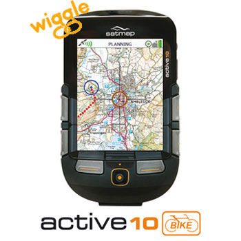 Picture of Satmap Active10 BIKE Wiggle Exclusive GB Cycle Bundle