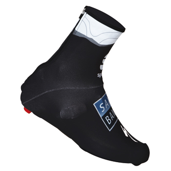 Sportful Team Saxo Bank Lycra Overshoes 2010