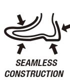 Seamless Construction