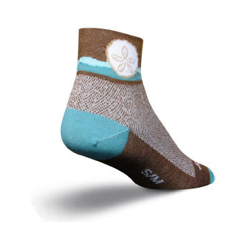 SockGuy Ladies The Shores Cycling Socks