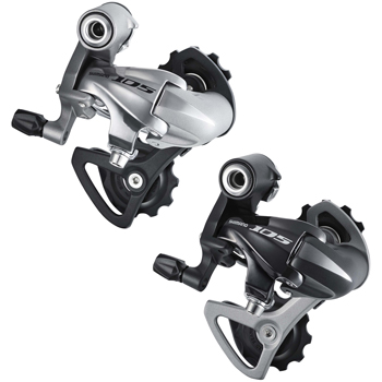 Shimano 105 10 Speed Rear Derailleur (GS)