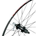 WHR500 Clincher Rear Wheel