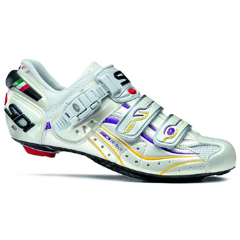 Sidi Ladies Genius 6.6 Carbon Road Cycling Shoe 2009