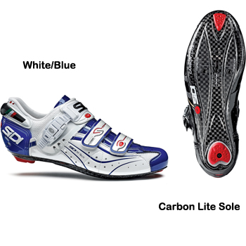 Sidi Genius 6.6 Carbon Lite Vernice Road Cycling Shoes