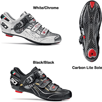 Sidi Genius 6.6 Carbon Lite Road Cycling Shoes