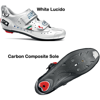 Sidi T-2 CC Triathlon Cycling Shoes