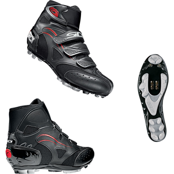 Sidi Diablo Gore-Tex MTB Winter Cycling Shoes