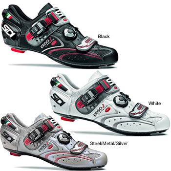 Sidi Ergo 2 Carbon Road Cycling Shoe 2009