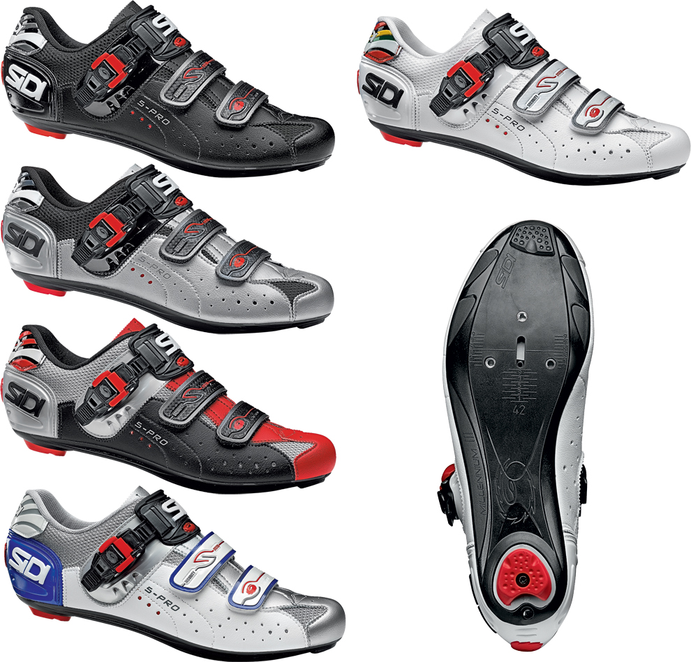 Sidi Genius 5 Pro Road Shoes 2012