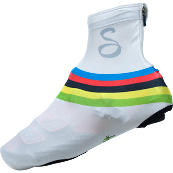SockGuy Aero Booties World Champion Lycra Overshoes