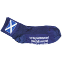 Classic Scottish Flag Cycling Socks