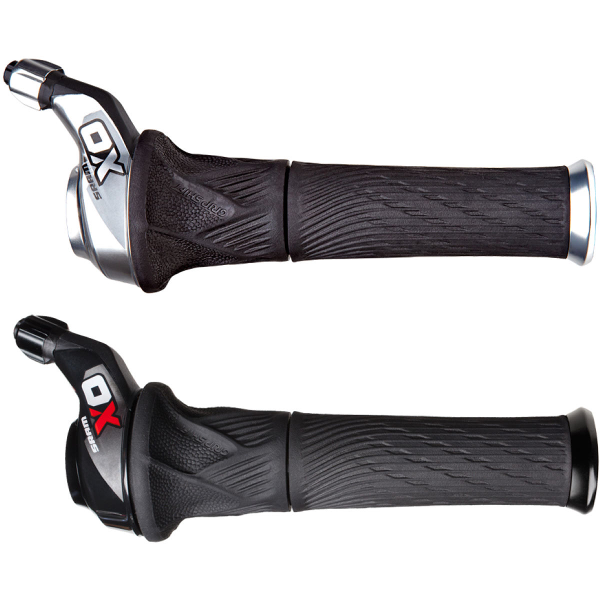 SRAM X0 Grip Shift Set (2x10) with Lock-On Grips