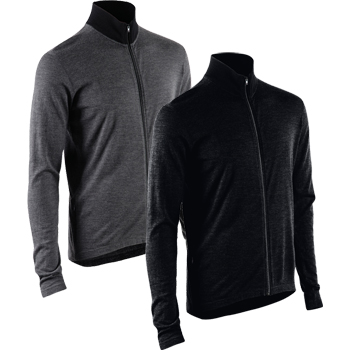 Sugoi Wallaroo 290 Full Zip Long Sleeve Jersey