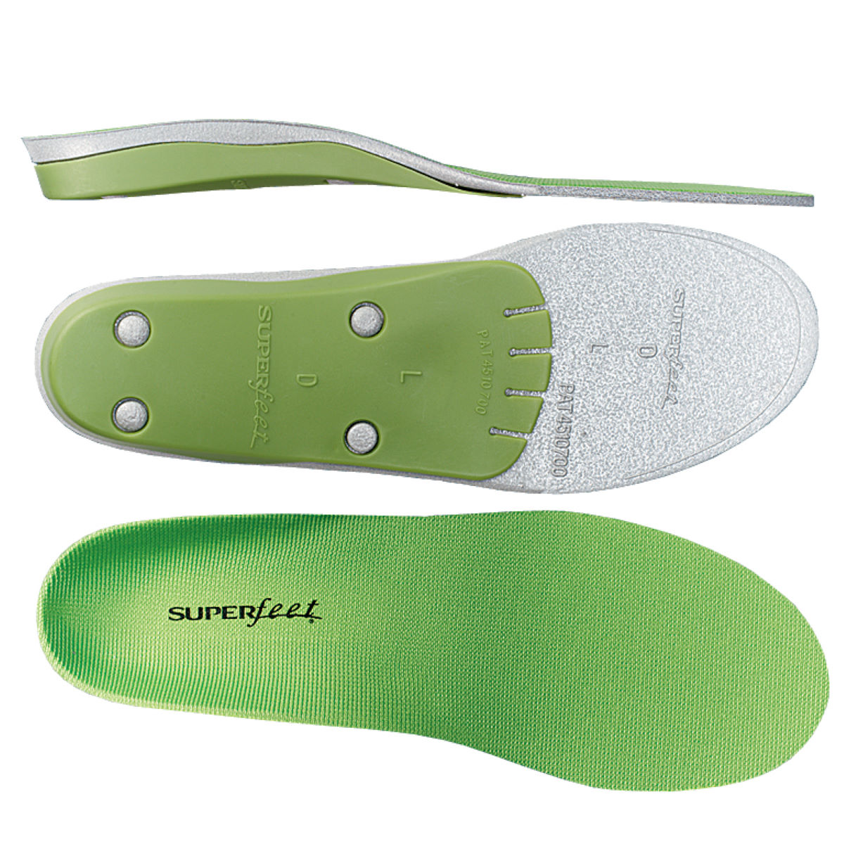 Superfeet Trim to Fit Green Insoles