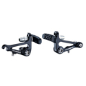 CR520 Cantis 1pc Cyclocross Cantilever Brakeset
