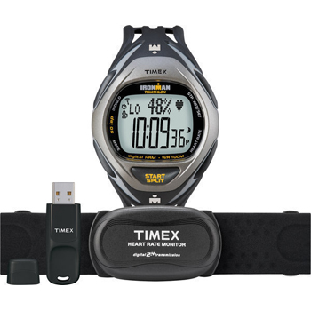 Timex Ironman Race Trainer FlexTech HRM Kit (Full Size)