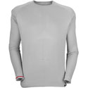 Mens Hybrid Long Sleeve Crew Neck Top SS11