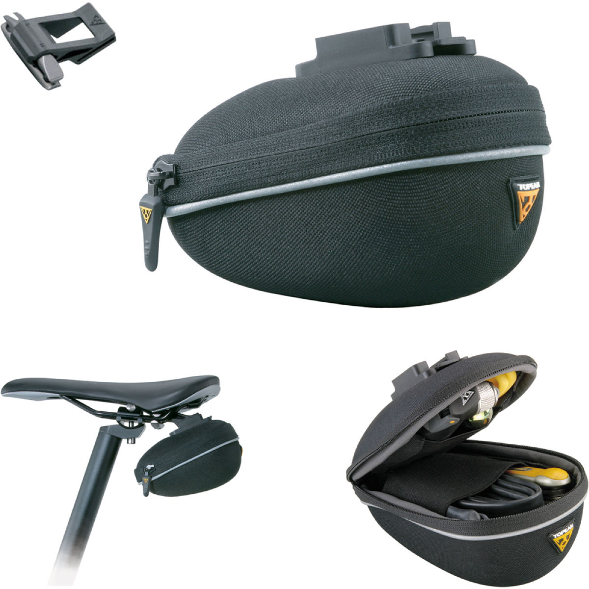 Topeak ProPack Small Saddle Bag
