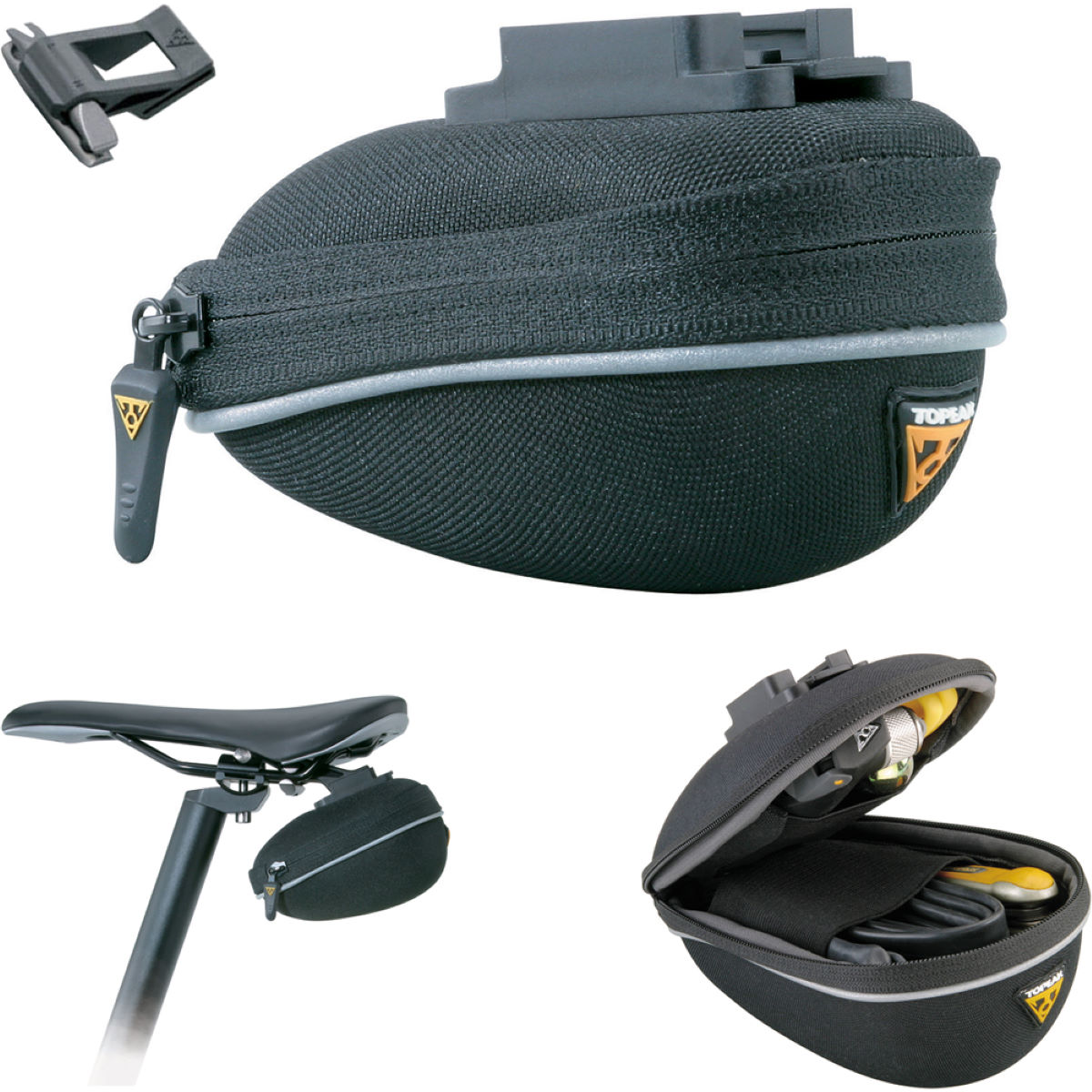 Topeak ProPack Micro Saddle Bag