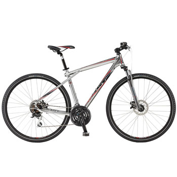GT Transeo 3.0 Disc 2011 Shop soiled
