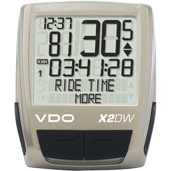 VDO X2DW (Digital Wireless) Cycle Computer