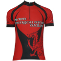 Dragon Ride Short Sleeve Cycling Jersey 2010