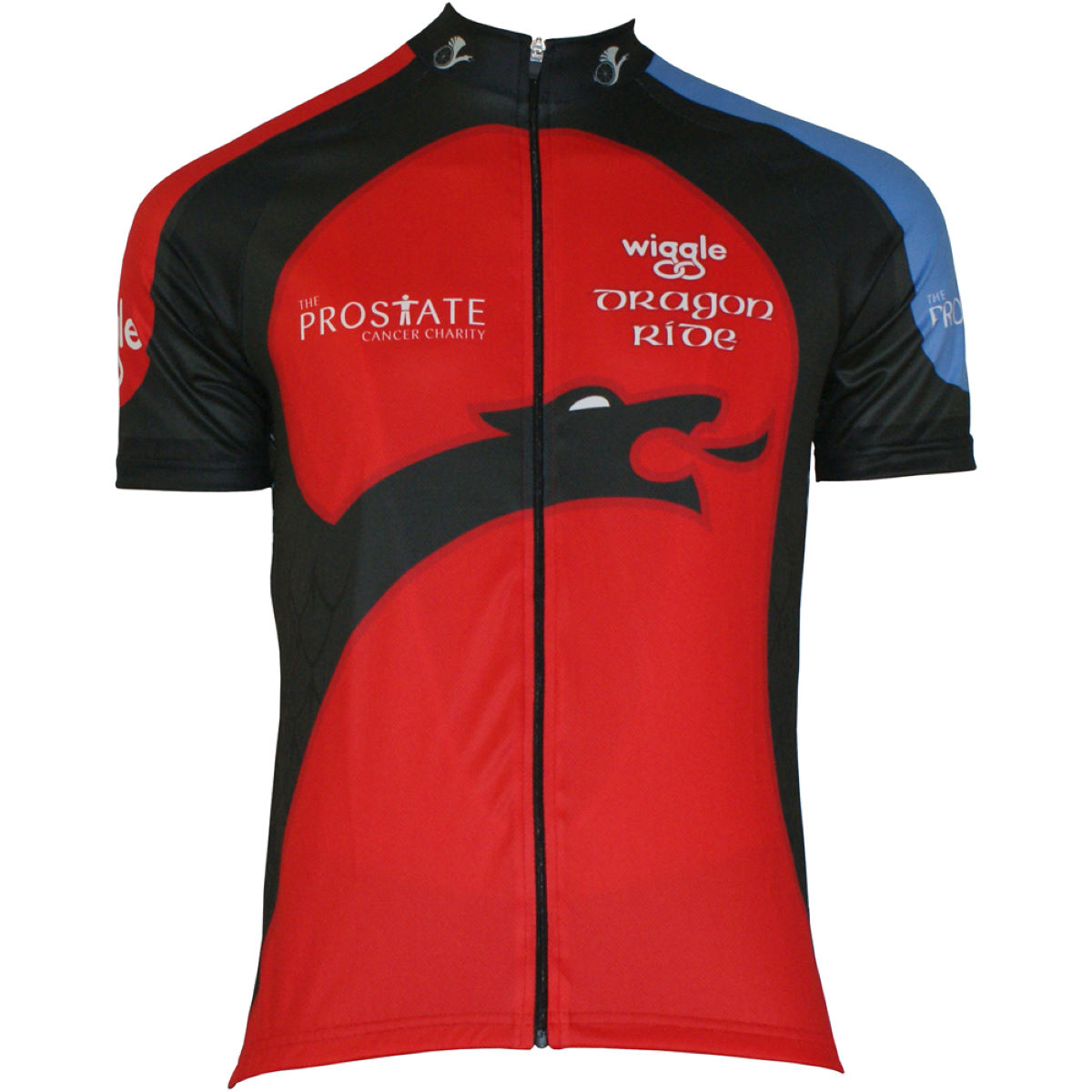 Wiggle Dragon Ride Short Sleeve Cycling Jersey 2011