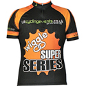 Super Series Short Sleeve Cycling Jersey