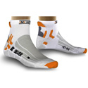 Biking Silver Cycling Socks