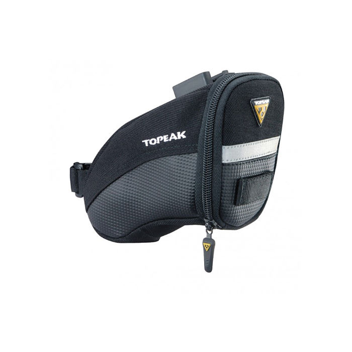 Aero Wedge (Clip On) Small Saddle Bag