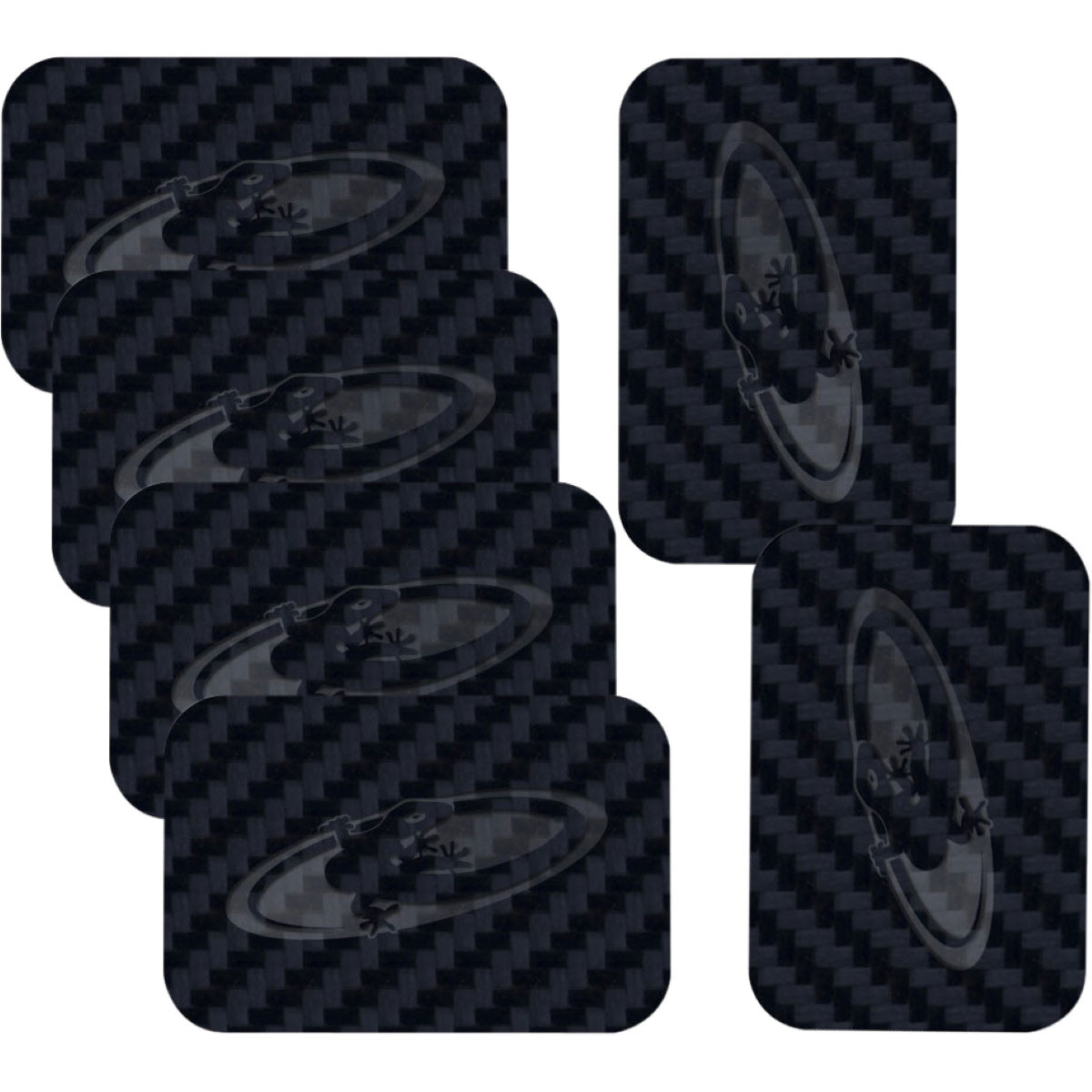 Lizard Skins Carbon Leather Patches