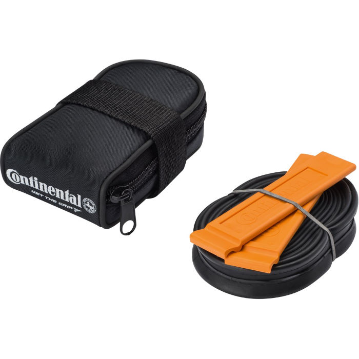 Saddle Bag with Inner Tube and Levers